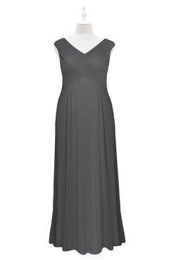 3d4389e7a6ace Amazing Plus Size Grey Bridesmaid Dresses That will Astonish You ...