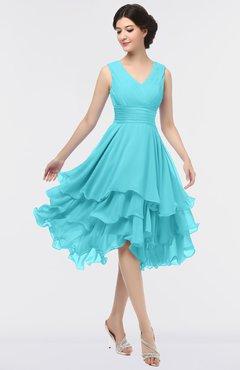 Turquoise Bridesmaids Dresses Under 100 Weddings