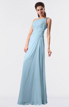 Bridesmaid Dresses for PIN Ice Blue color Sequin -colorsbridesmaid.com