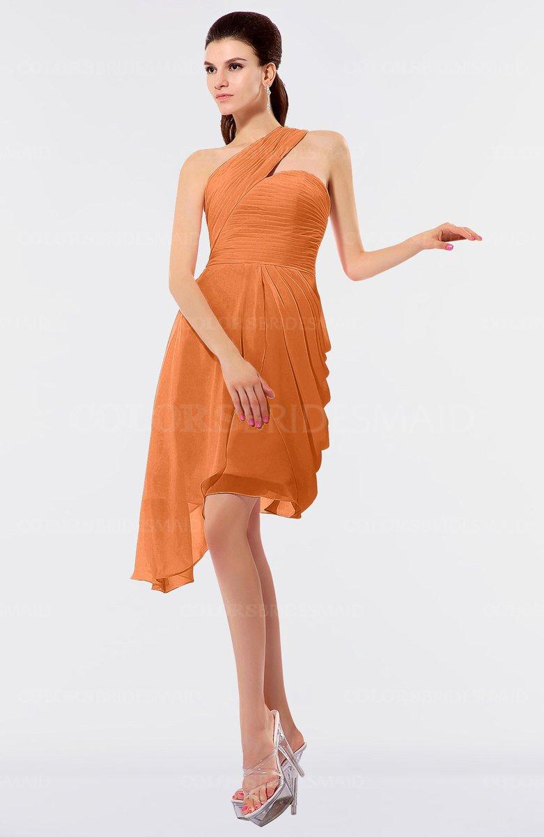 ColsBM June Mango Bridesmaid Dresses - ColorsBridesmaid