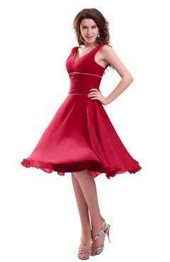 lollipop informal zipper chiffon knee length sequin bridesmaid dresses - Lollipop Pictures To Color