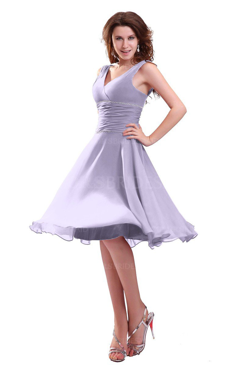5797387ce26 Knee Length Pastel Bridesmaid Dresses - Gomes Weine AG