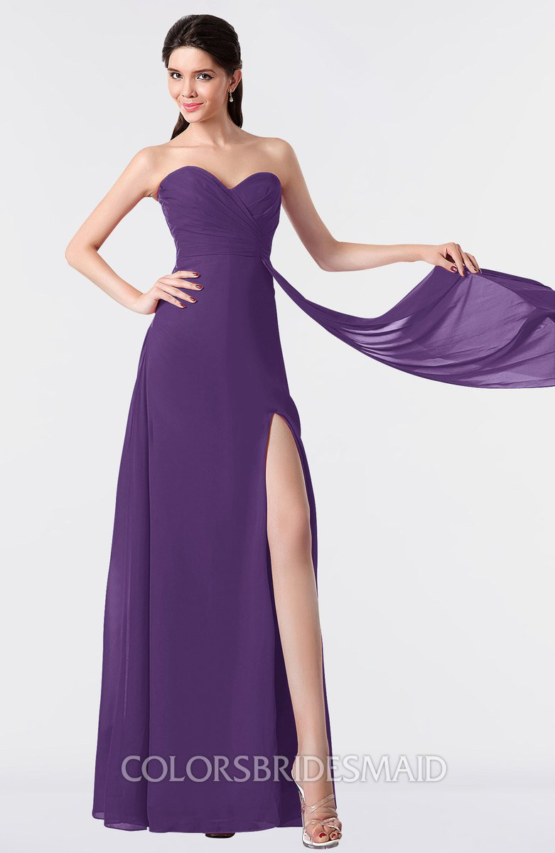 plum dress for wedding colsbm purple bridesmaid dresses 6644
