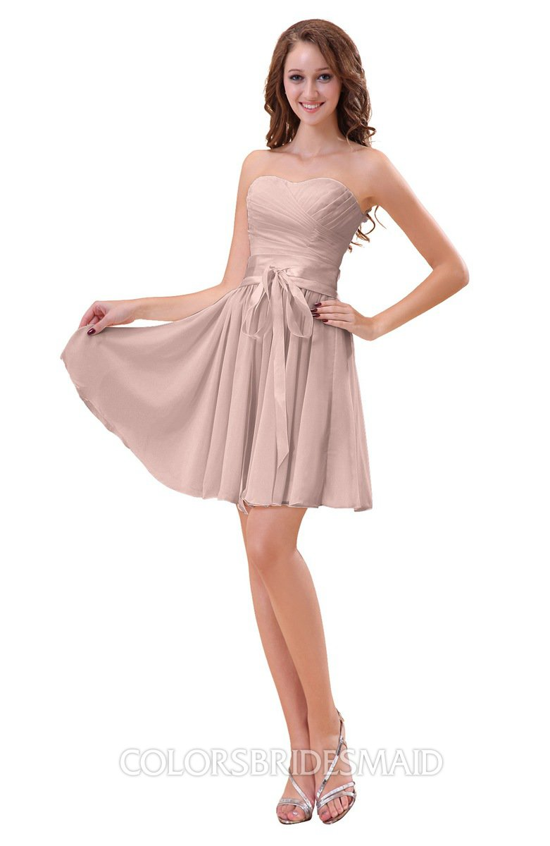 ColsBM Ally Dusty Rose Bridesmaid Dresses - ColorsBridesmaid