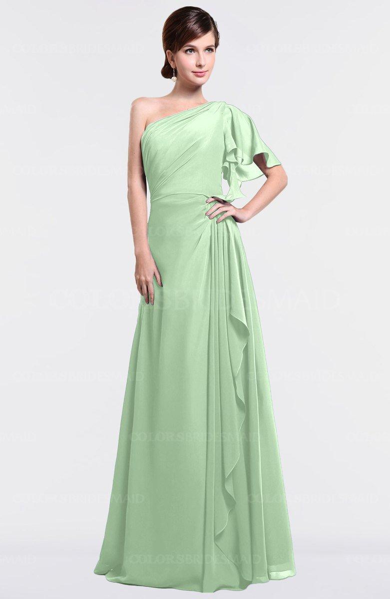 ColsBM Louisa Light Green Bridesmaid Dresses - ColorsBridesmaid