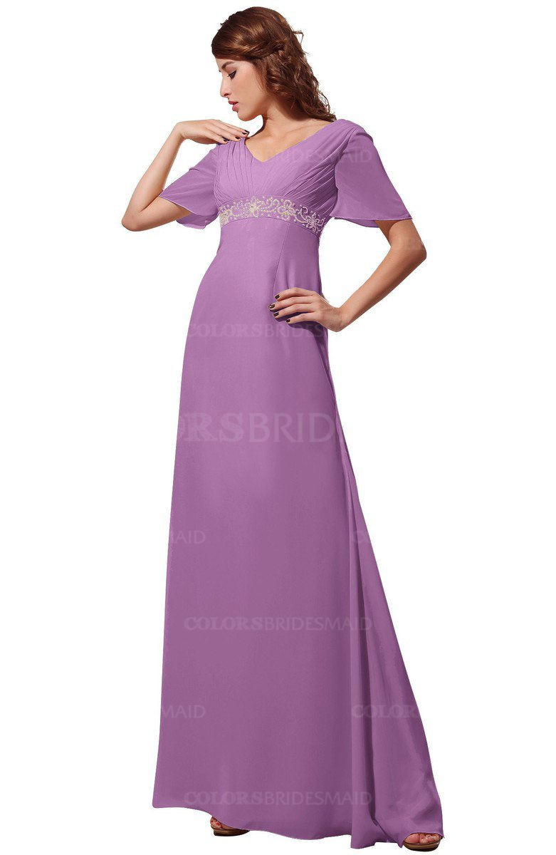 ColsBM Alaia Orchid Bridesmaid Dresses - ColorsBridesmaid