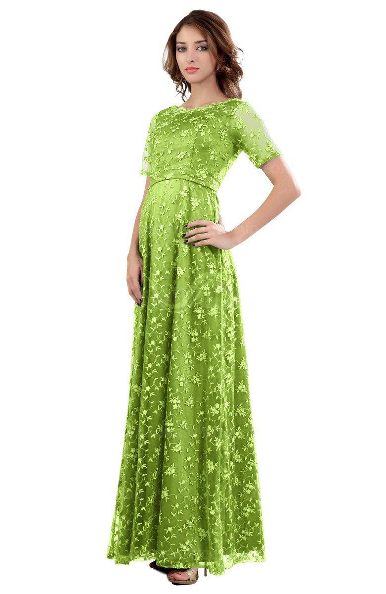 ColsBM Megan Lime Green Bridesmaid Dresses - ColorsBridesmaid