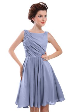 8efd576880c ColsBM Courtney Lavender Modest A-line Bateau Sleeveless Zip up Ruching  Homecoming Dresses