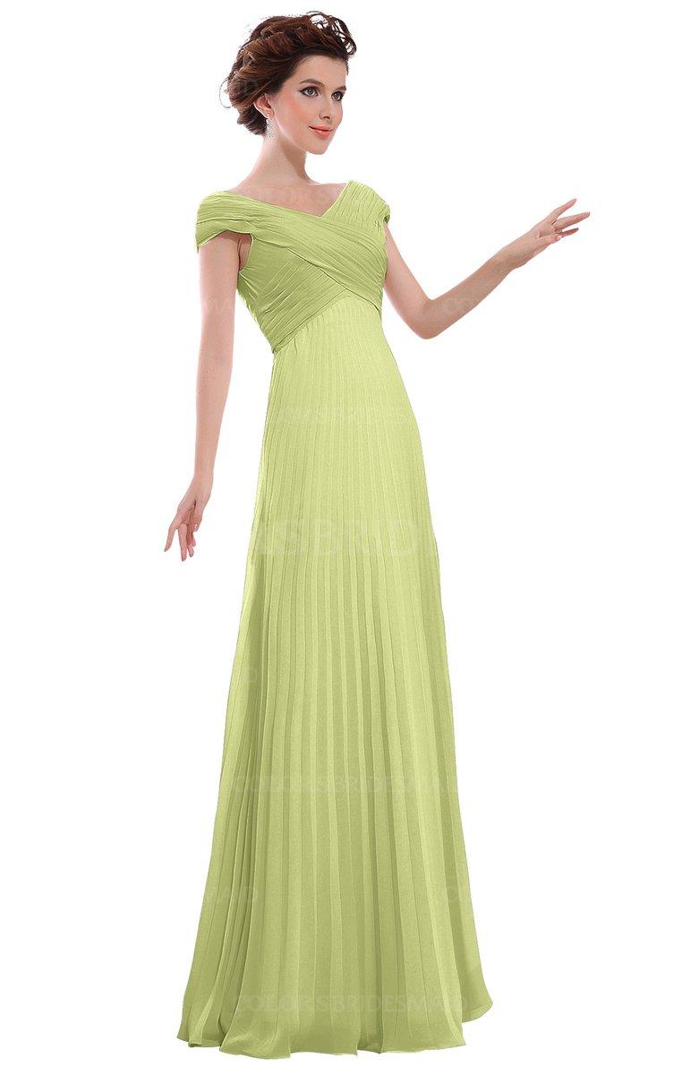 ColsBM Elise Lime Green Bridesmaid Dresses - ColorsBridesmaid