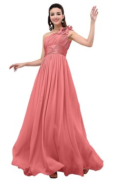 Bridesmaid Dresses for PIN Coral color -colorsbridesmaid.com