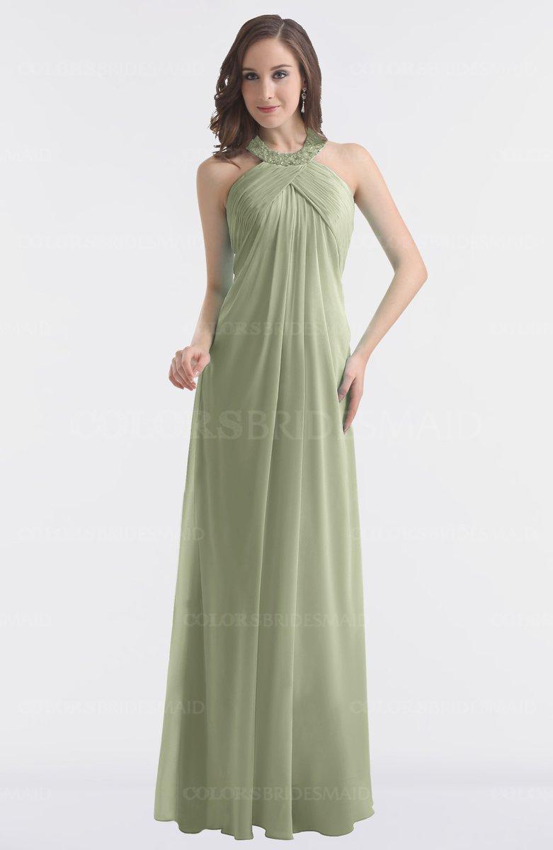 ColsBM Maeve Moss Green Bridesmaid Dresses - ColorsBridesmaid