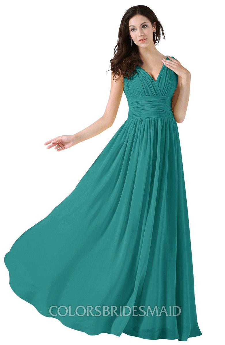 Colsbm Alana Emerald Green Bridesmaid Dresses Colorsbridesmaid