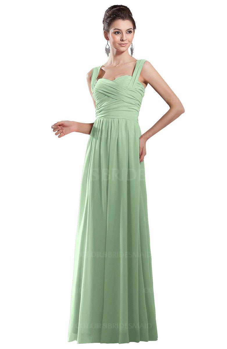 ColsBM Alena Light Green Bridesmaid Dresses - ColorsBridesmaid
