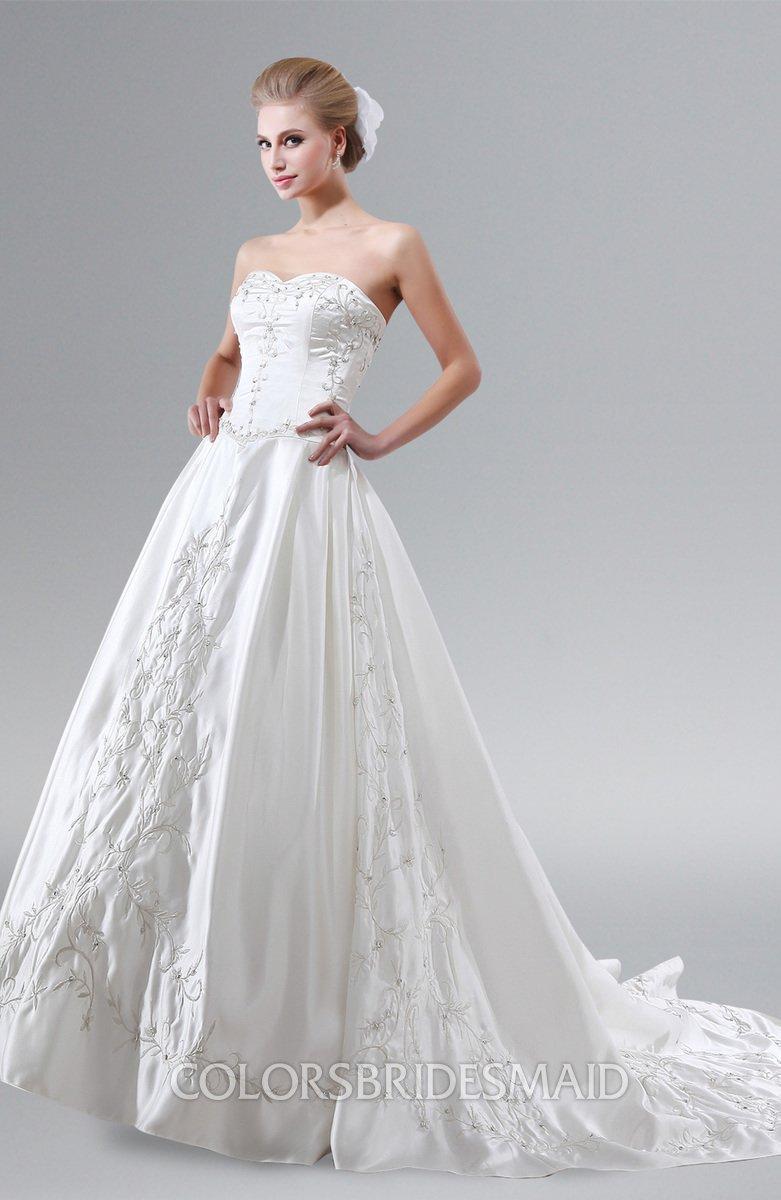 Colsbm Iliana White Bridal Gowns
