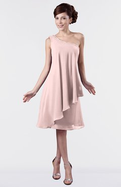 cbe36828b2 ColsBM Mallory(189 colors). List Price  US 160.00. Special Offer  US 87.99.  14 Review(s). ColsBM Holly Pastel Pink Simple A-line Sleeveless Zipper  Chiffon ...