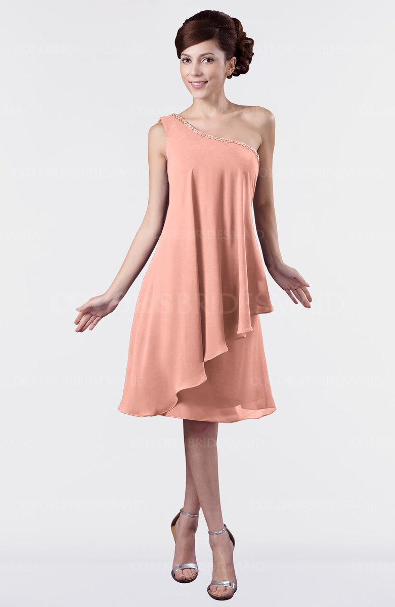 ColsBM Mallory - Peach Bridesmaid Dresses