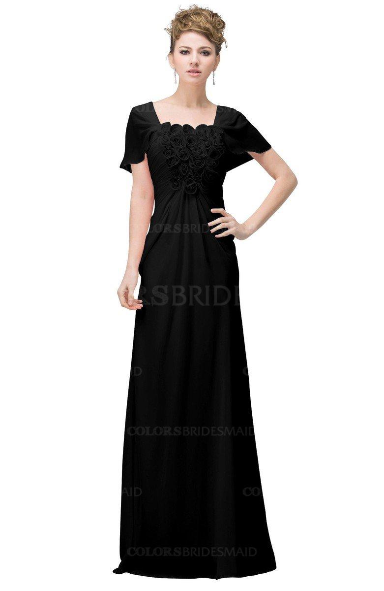 ColsBM Luna - Black Bridesmaid Dresses
