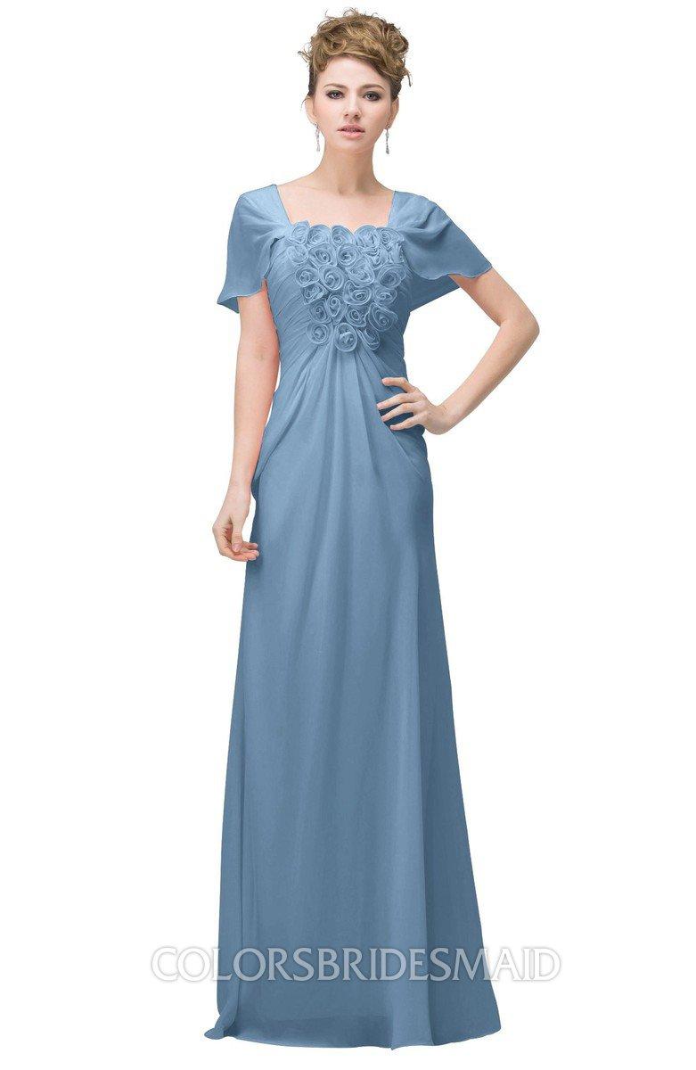 ColsBM Luna - Dusty Blue Bridesmaid Dresses