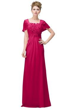 Fuschia Bridesmaid Dresses Cheap Plus Size