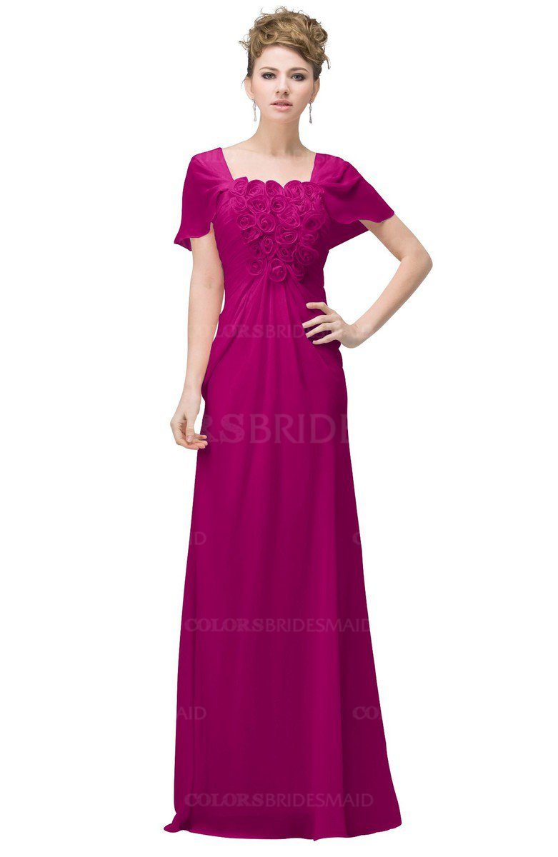 ColsBM Luna - Hot Pink Bridesmaid Dresses
