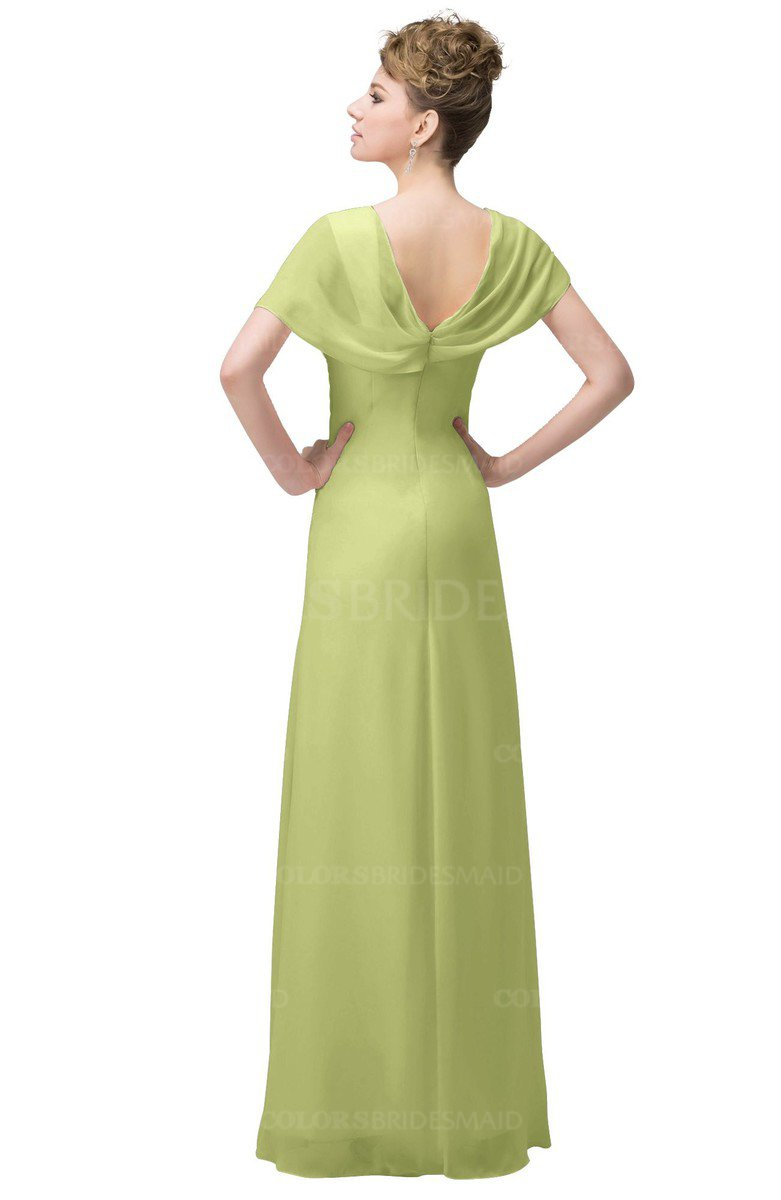 ColsBM Luna - Lime Green Bridesmaid Dresses