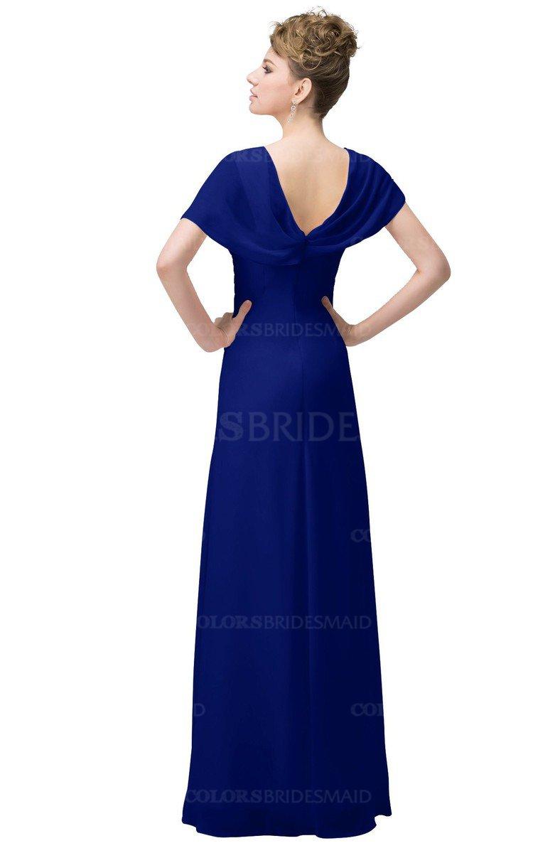 ColsBM Luna - Nautical Blue Bridesmaid Dresses