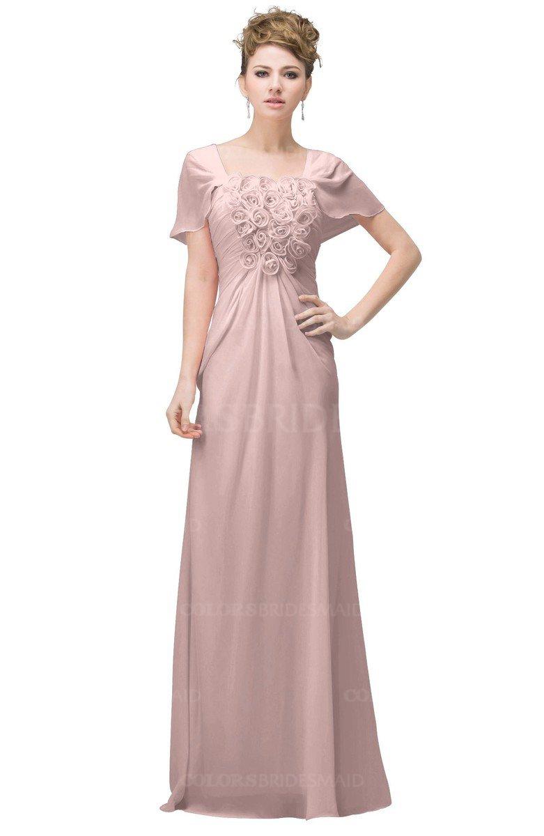 ColsBM Luna Pastel Pink Bridesmaid Dresses - ColorsBridesmaid