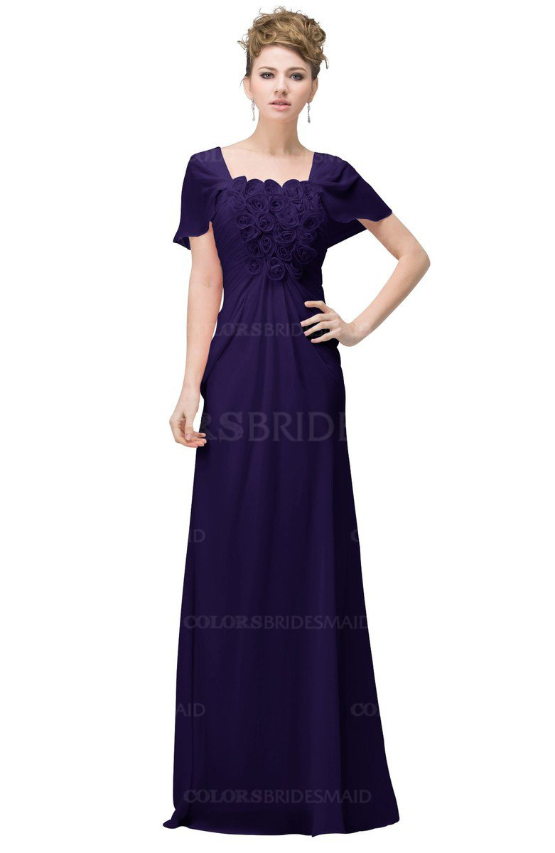 ColsBM Luna Royal Purple Bridesmaid Dresses - ColorsBridesmaid