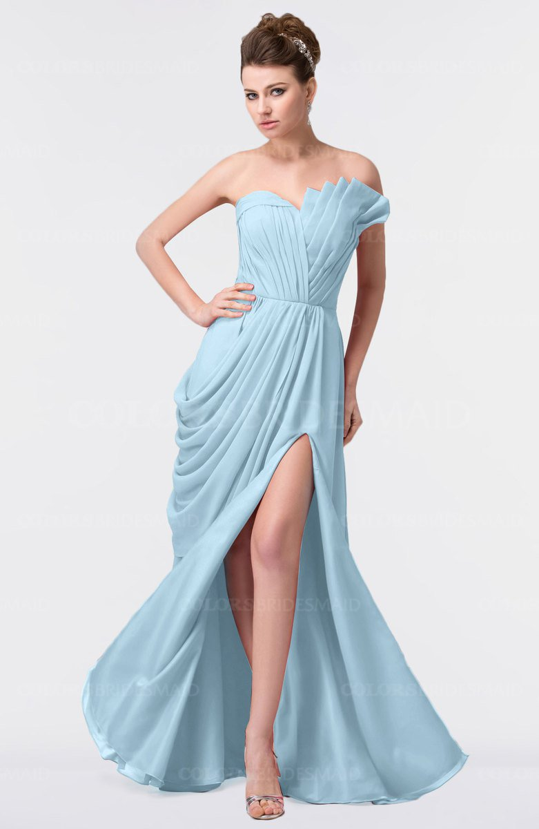 ColsBM Gwen Ice Blue Bridesmaid Dresses - ColorsBridesmaid