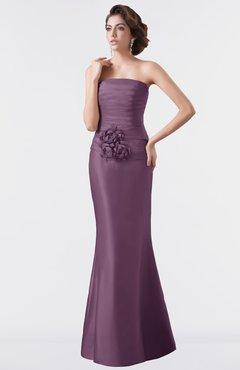 Colsbm Aria Berry Conserve Clic Trumpet Sleeveless Backless Floor Length Bridesmaid Dresses