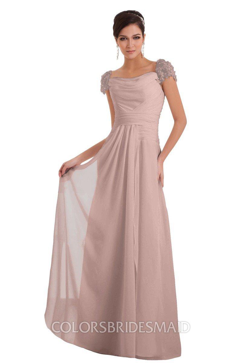 Colsbm Carlee Dusty Rose Bridesmaid Dresses Colorsbridesmaid