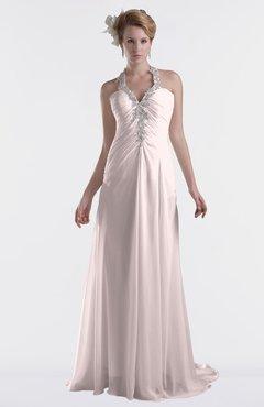 ColsBM Eden Angel Wing Cinderella A-line Sweetheart Sleeveless Criss-cross Straps Brush Train Plus Size Bridesmaid Dresses