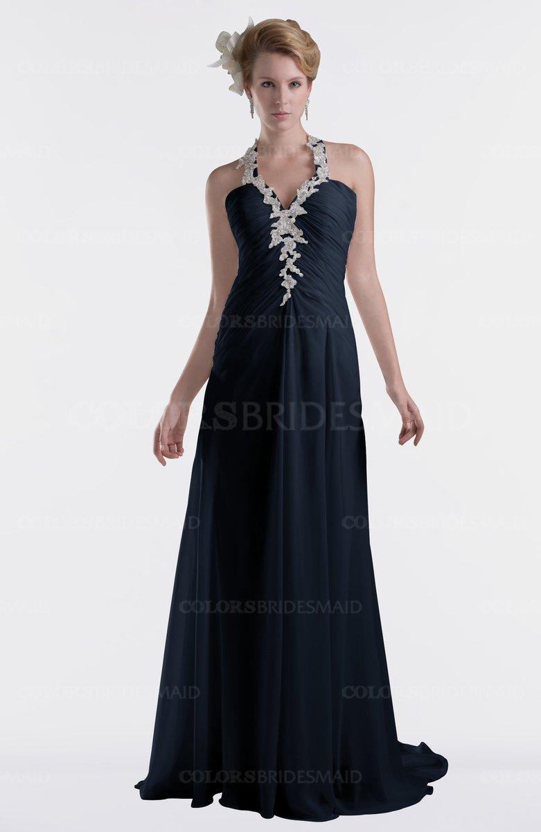 9267c705771c ... ColsBM Eden Navy Blue Bridesmaid Dresses ColorsBridesmaid