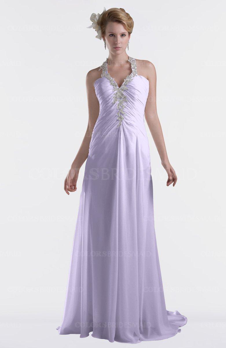 ColsBM Eden - Pastel Lilac Bridesmaid Dresses