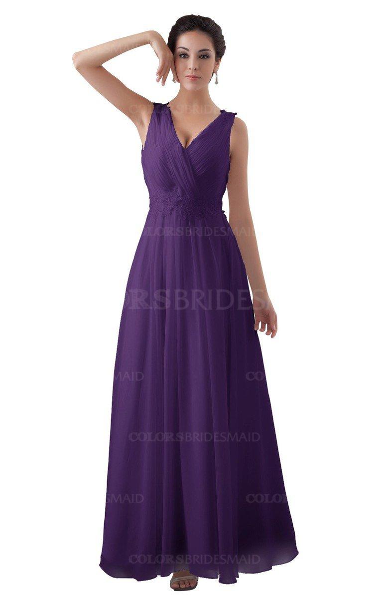 ColsBM Kalani - Dark Purple Bridesmaid Dresses