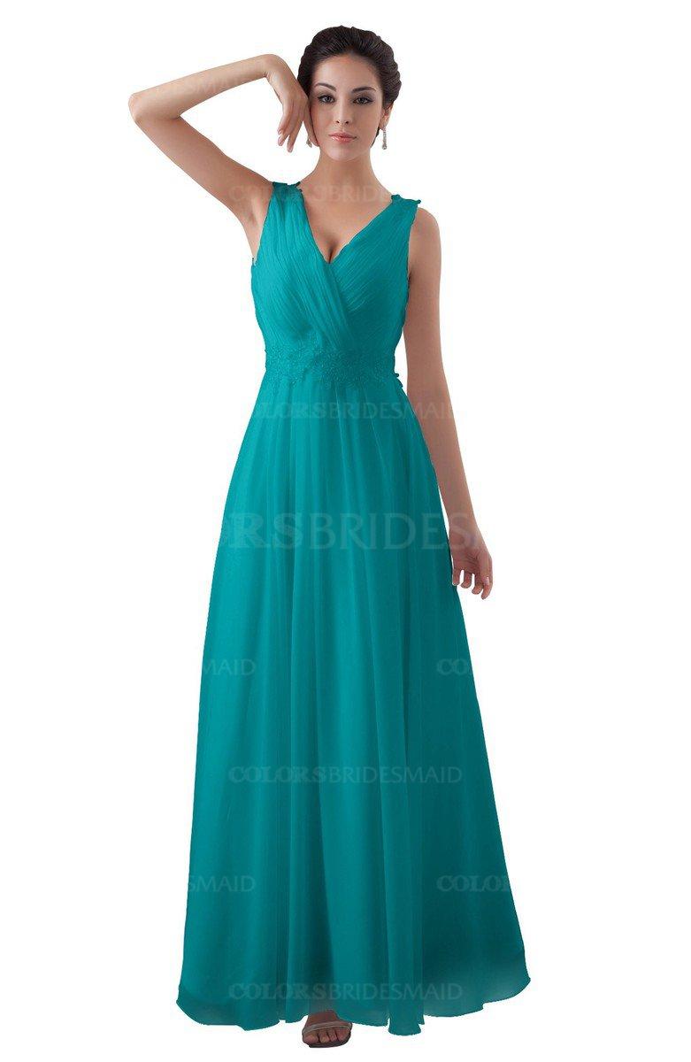 ColsBM Kalani - Teal Bridesmaid Dresses