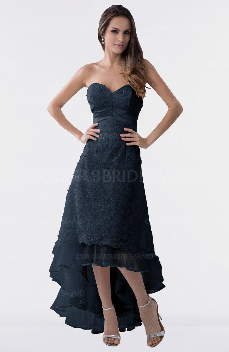 ColsBM Isabel - Navy Blue Bridesmaid Dresses