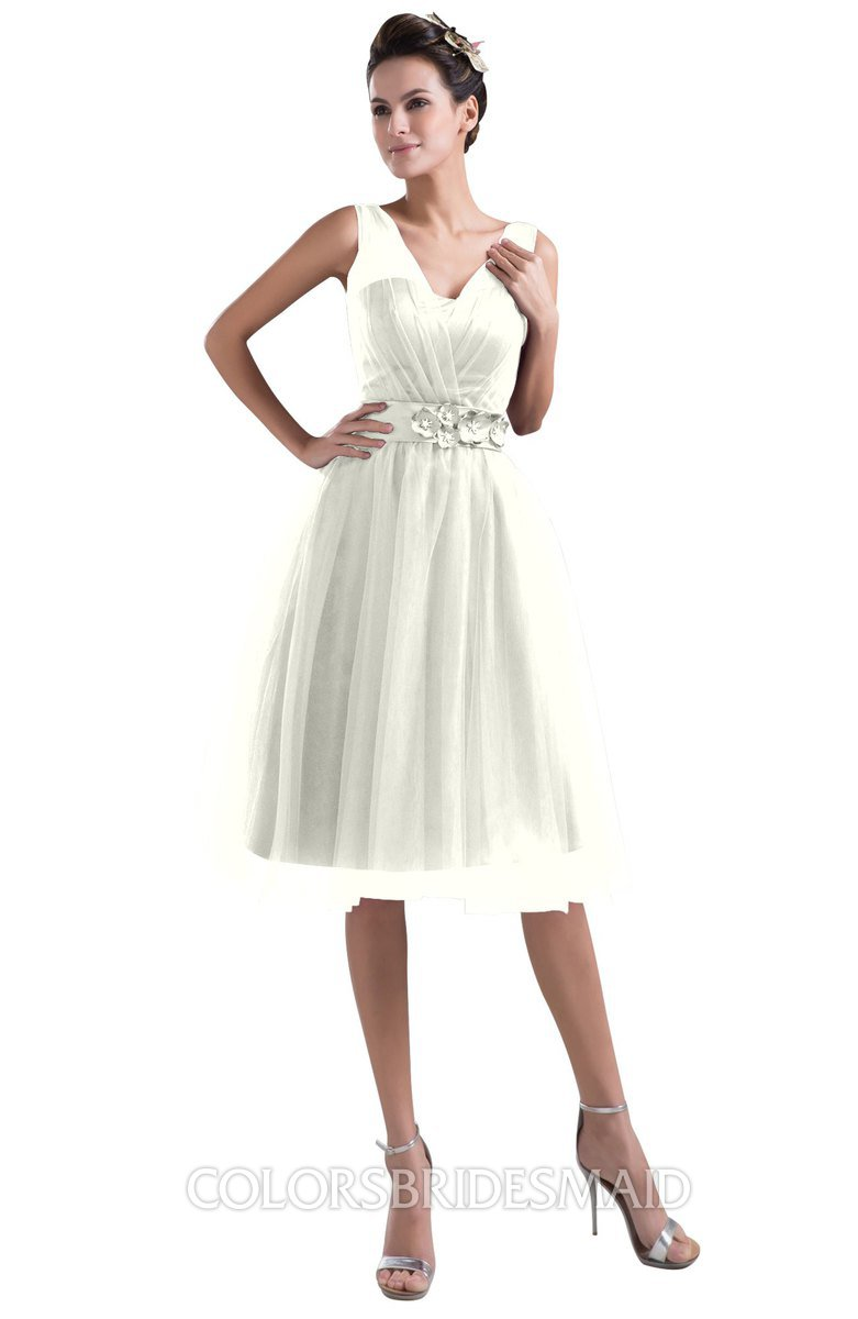 ColsBM Ashley - Cream Bridesmaid Dresses