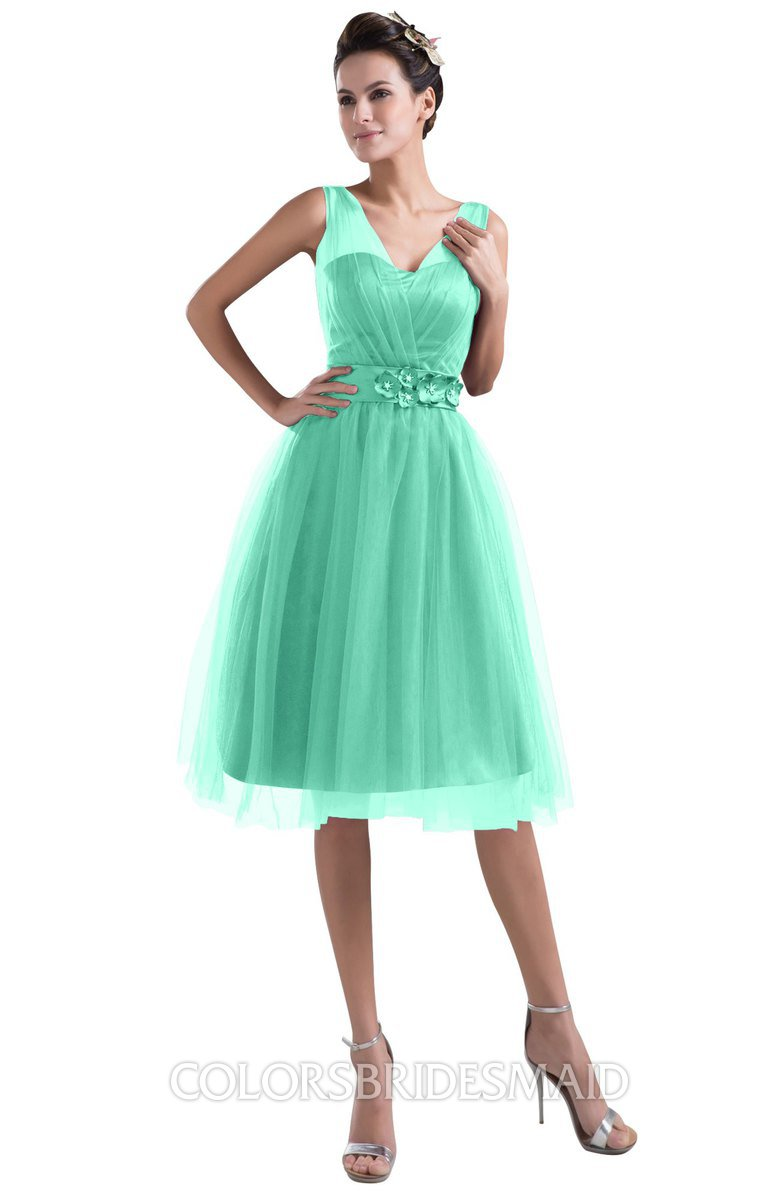 ColsBM Ashley - Mint Green Bridesmaid Dresses