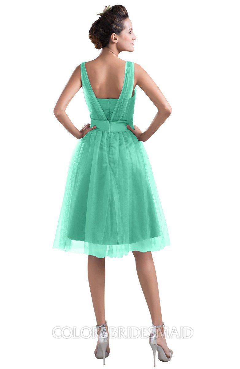 ColsBM Ashley - Mint Green Bridesmaid Dresses