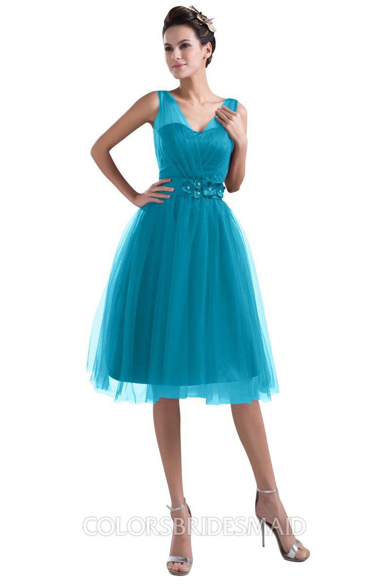 ColsBM Ashley - Teal Bridesmaid Dresses
