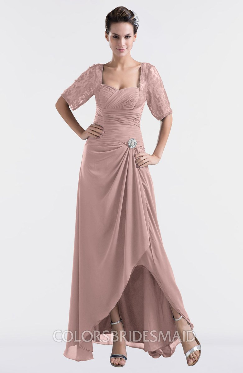 ColsBM Emilia - Blush Pink Bridesmaid Dresses