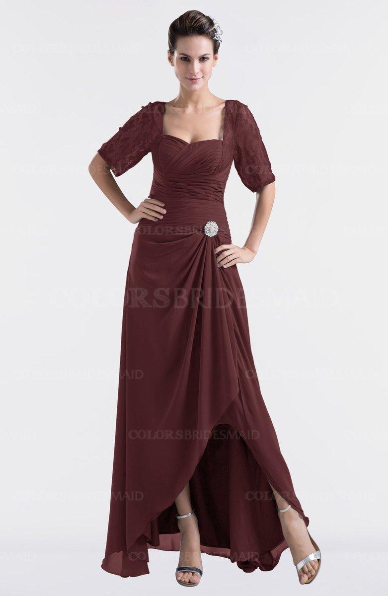ColsBM Emilia - Burgundy Bridesmaid Dresses