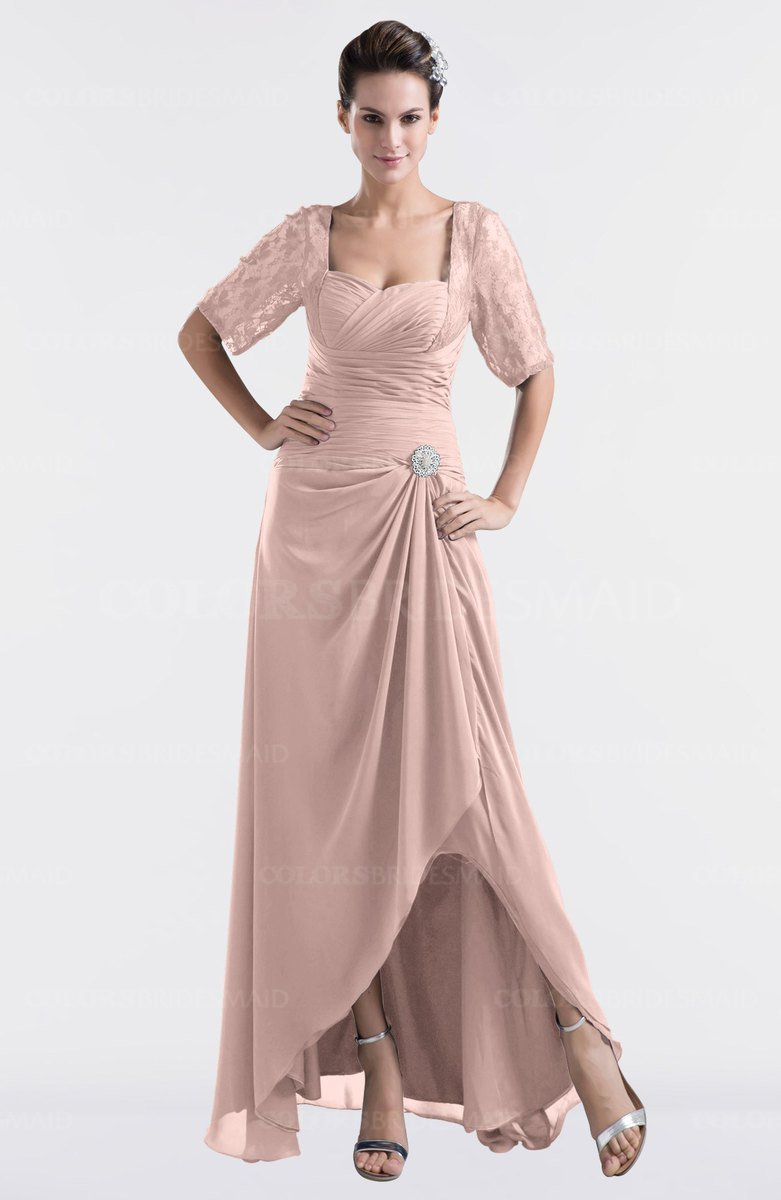 ColsBM Emilia Dusty Rose Bridesmaid Dresses - ColorsBridesmaid