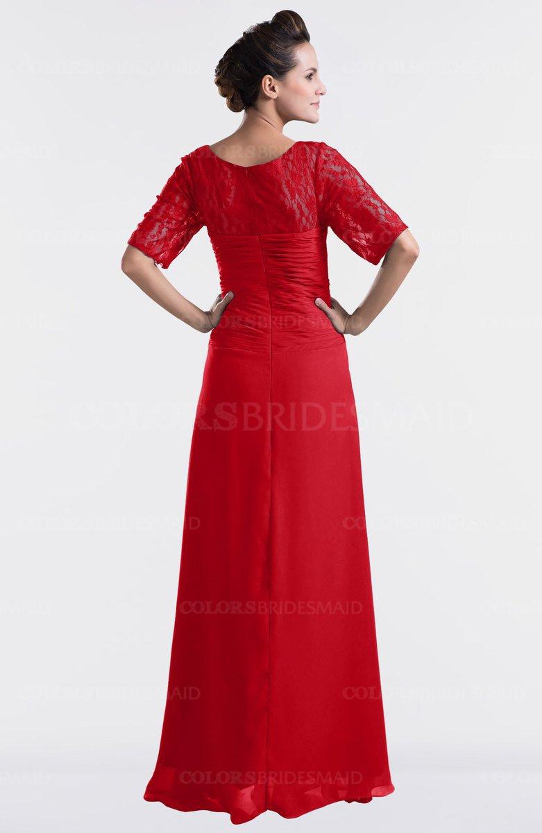 ColsBM Emilia - Red Bridesmaid Dresses