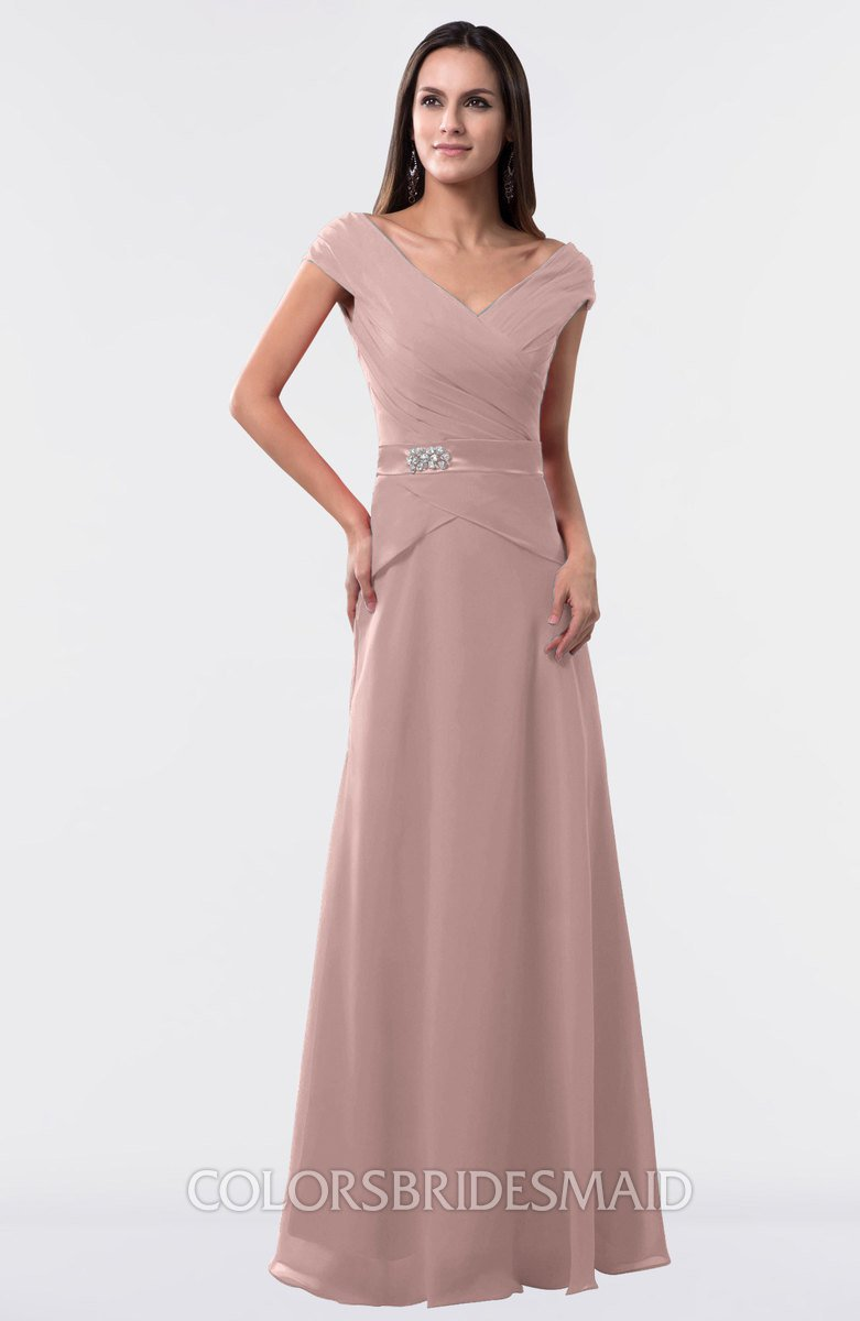 Colsbm Madelyn Blush Pink Bridesmaid Dresses