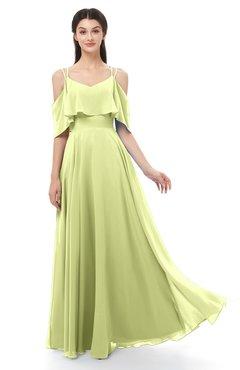 Plus Size Bridesmaid Dresses Lime Green color, Free Custom Plus ...
