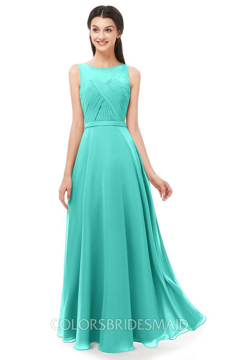 Colsbm Emery Blue Turquoise Bridesmaid