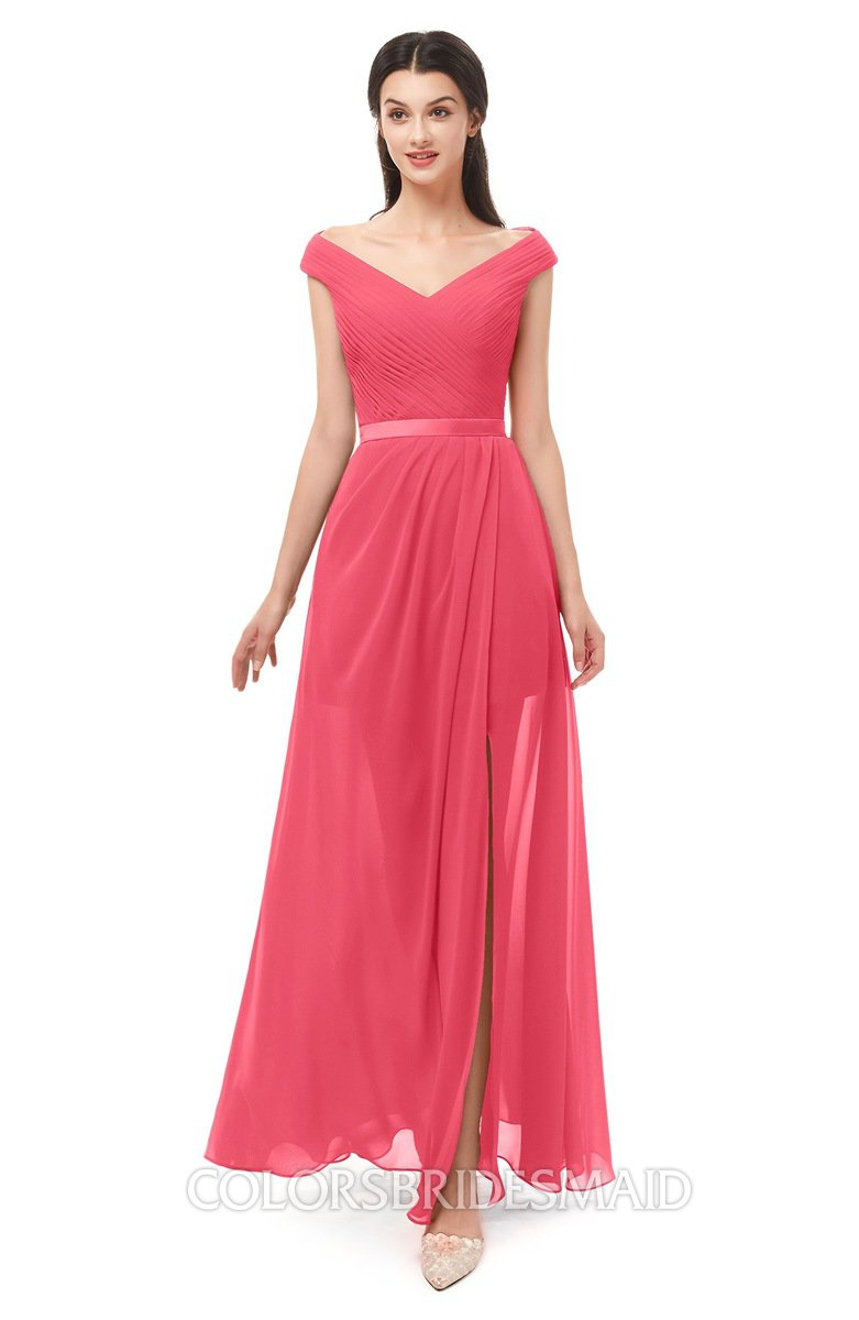 Colsbm Ariel Guava Bridesmaid Dresses