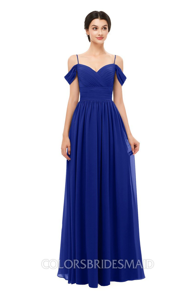 ColsBM Angel - Nautical Blue Bridesmaid Dresses
